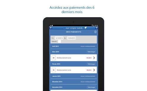 ameli, l'Assurance Maladie - screenshot thumbnail