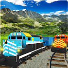 Train Games Simulator 3D - Multiplayer icon