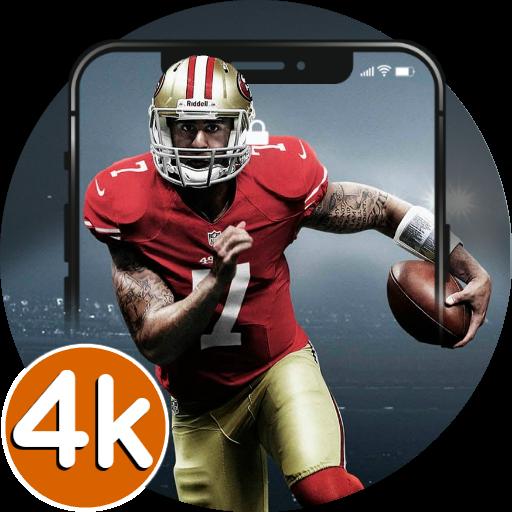 Baixar 🏈 American Football Wallpapers HD | 4K NFL Pics para Android