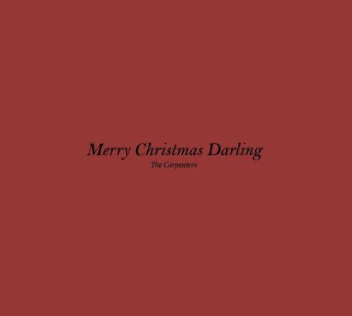 Merry Christmas Darling Lyrics