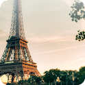 Paris Wallpapers for Chat icon