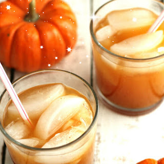 Our Version of Harry Potter's Pumpkin Juice.