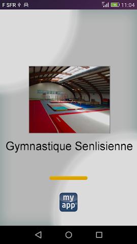 android GymSenlis Screenshot 0