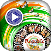 Republic Day Video Maker 2018 -26 Jan Video Editor