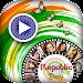 Republic Day Video Maker 2018 -26 Jan Video Editor Icon