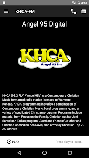 KHCA Angel 95 - náhled