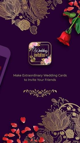 Download Wedding Invitation Card Maker Creator Rsvp Apk