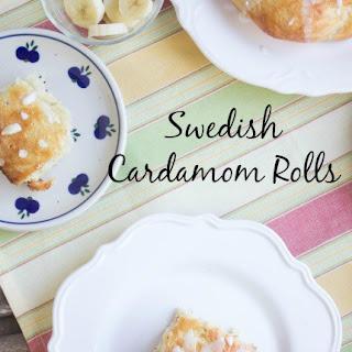 Swedish Cardamom Rolls Recipe