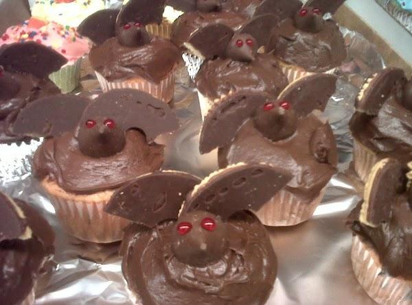 Batty Cupcakes Recipe