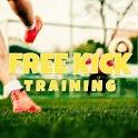 Soccer Free Kick Training icon