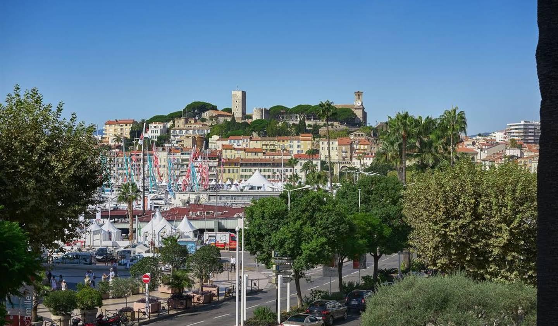 Appartement en bord de mer Cannes
