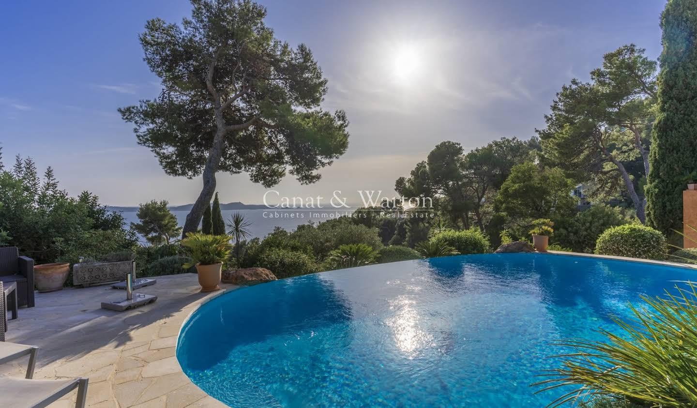 Villa avec piscine et terrasse Hyeres