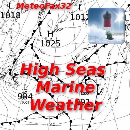 High Seas Marine Weather