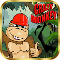 Crazy Monkey icon