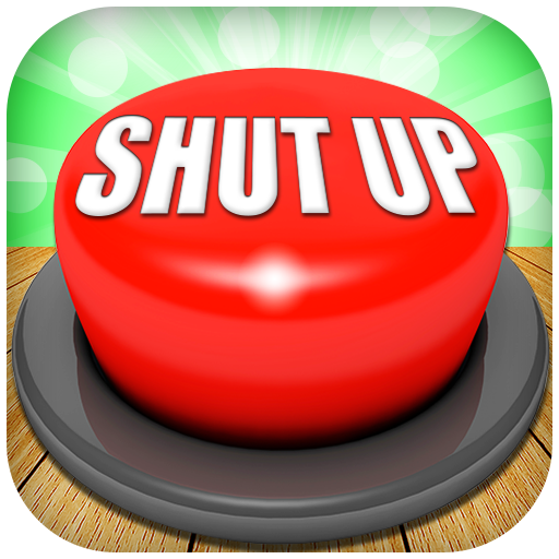 Shut up Button - Shut up Sounds Icon