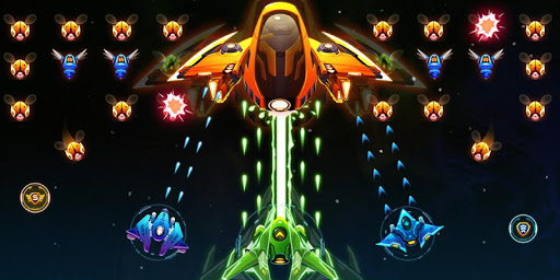 Galaxy Attack - Space Shooter 2020 1.4.02 screenshots 7