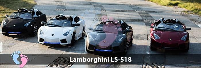 Xe hơi điện trẻ em LS-518 4