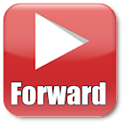 Fast Forward YouTube icon
