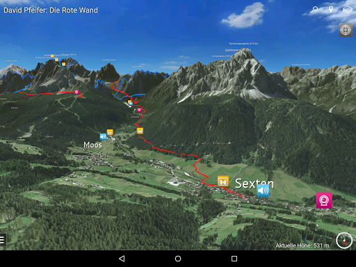 David Pfeifer: Die Rote Wand app (apk) free download for Android/PC/Windows screenshot
