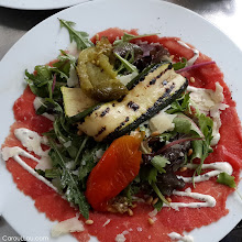 Photo: *AMSTERDAM* Carpaccio!  http://CarouLLou.com/world-food