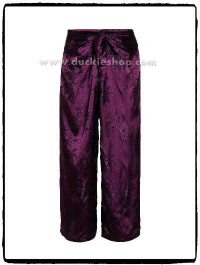 กางเกงแพรจีนแท้,กางเกงนอน,กางเกงชาวเกย์,แฟชั่นเกย์,Gay Pypamas,กางเกงสีม่วง,กางเกงชาวสีม่วง
