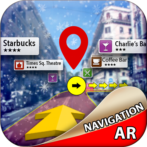 Nearby GPS & AR Navigation, AR GPS Navigation Maps Android APK Download Free By Augmented Reality Apps | AR Technology