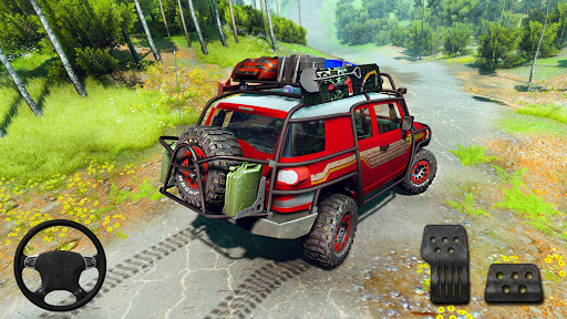 Offroad Jeep Driving 2020: 4x4 Xtreme Adventure filehippodl screenshot 9