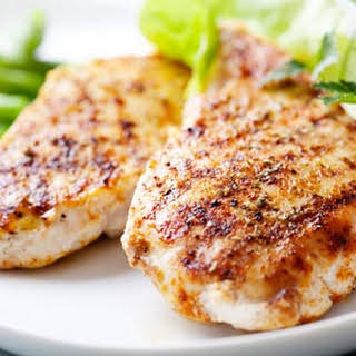 Tangy Skillet Chicken.