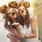 Selfie Camera Fun Dog Filters icon