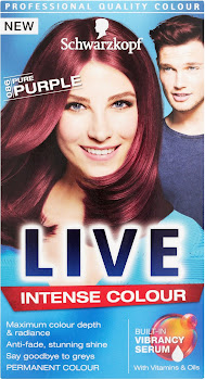 Schwarzkopf Live Intense Colour Permanent Colour - 086 Pure Purple
