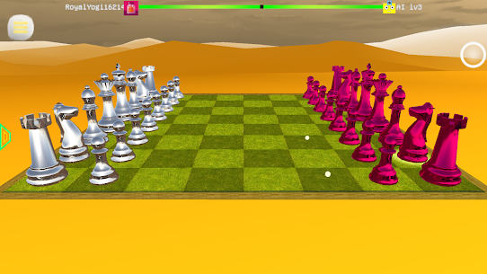 Chess 3D Free : Real Battle Chess 3D Online App Download For Android and iPhone 7