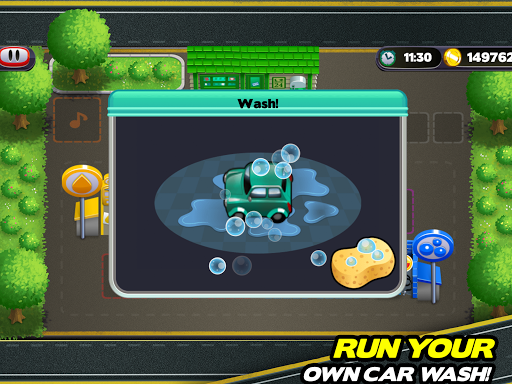 Tiny Auto Shop - Car Wash and Garage Game  screenshots 8