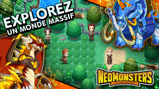 Code Triche Neo Monsters  APK MOD (Astuce) screenshots 6