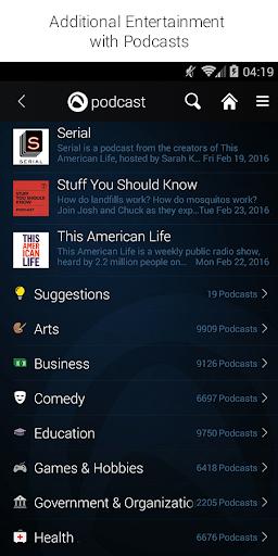 玩音樂App|Audials Radio 收音机免費|APP試玩