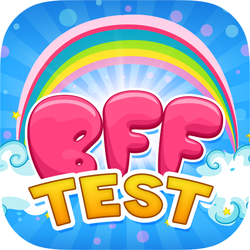 BFF Test - Friendship Quiz Icon