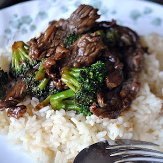 Beef and Broccoli in Michigan?!