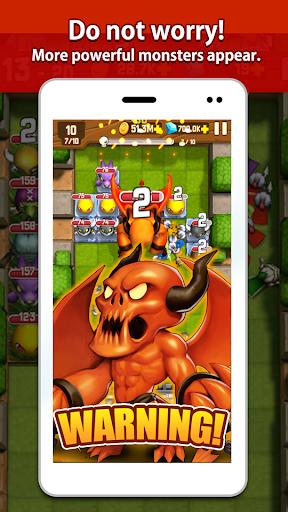 Monster Breaker Hero apkmr screenshots 2