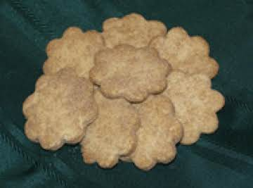 Biscochitos/Bizcochitos - Anise Seed Cookies