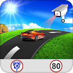 GPS Live Speed Cam with Gyro Compass & Find Route 1.0