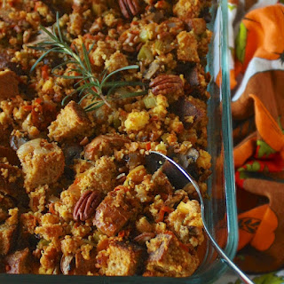 Super Moist Vegetarian Stuffing