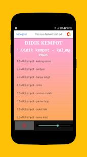 Didi Kempot - KALUNG EMAS//Offline - náhled