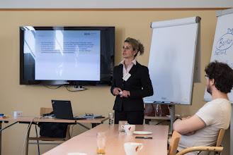 Photo: Workshop mit Yvonne Hickethier