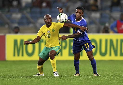 Lehlohonolo Seema stands by wayward Rantie as he gets a trial - SowetanLIVE
