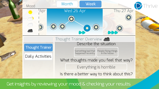 Thrive: Feel Stress Free- screenshot thumbnail