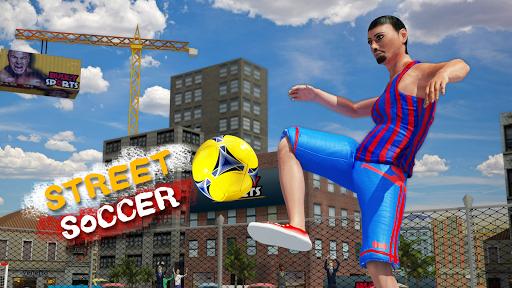 Play Street Soccer 2017 Game 2.0.0 screenshots 1