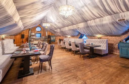 Банкетный зал в ресторане Forest Lounge для свадьбы 2