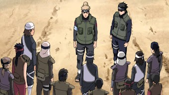 Assemble! Allied Shinobi Forces!