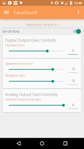 FauxSound Sound Control 1.5.6 MOD for Android 3