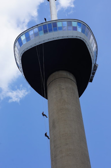 Euromast in Rotterdam, Holland (2014)