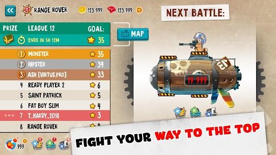 Cats vs Pigs: Battle Arena MOD (Unlimited Gold Coins/Diamonds) 4